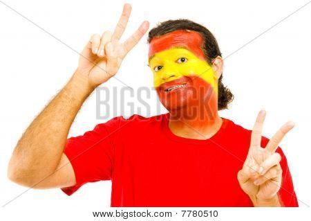 Spanish Supporter