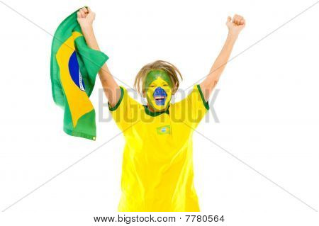 Happy Brazilian
