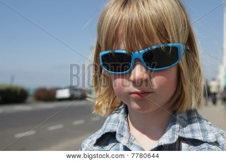 Child Sunglasses Vacation
