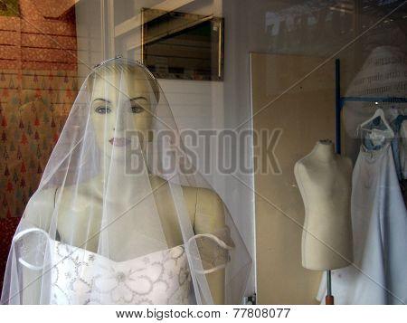 Charity Shop Bride
