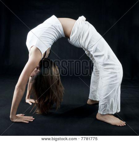 Chica de Kung Fu