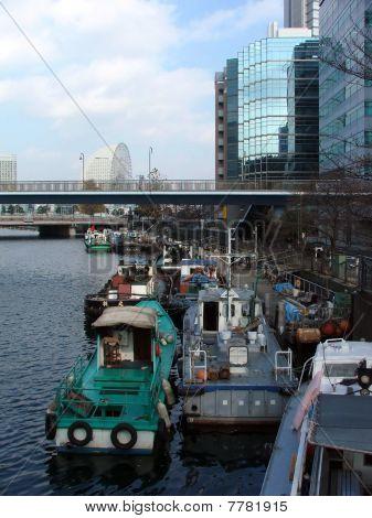 Estacionamiento de barcos