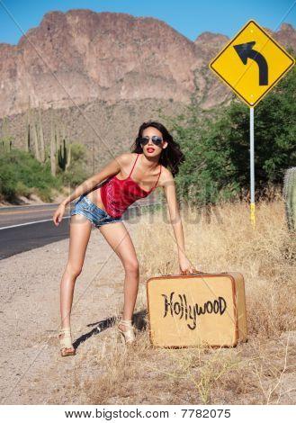Etty mulher vai para Hollywood