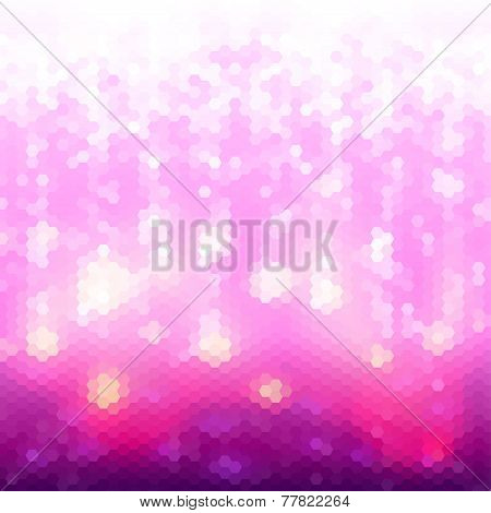 Abstract magenta geometric background.