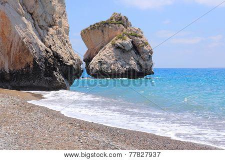 Cyprus Aphrodite Rock