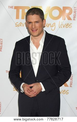LOS ANGELES - DEC 7:  Wentworth Miller at the
