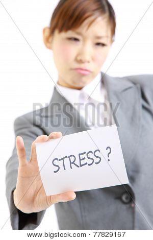 STRESS?
