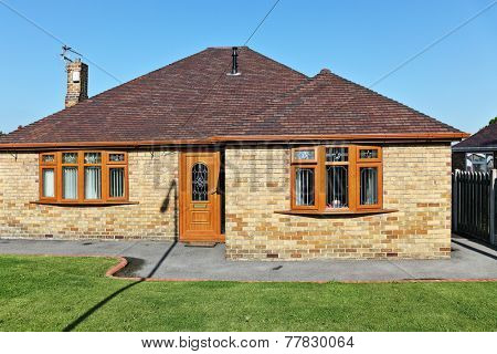 Traditional english house