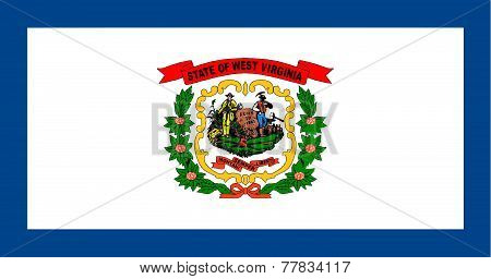 West Virginia State Seal