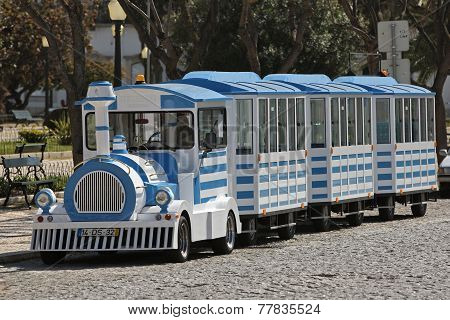 The tourist train
