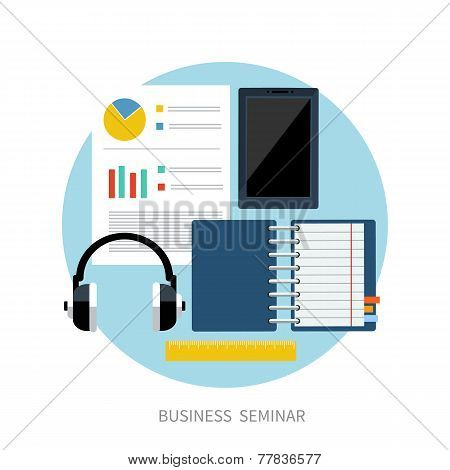 Webinar and training on the web