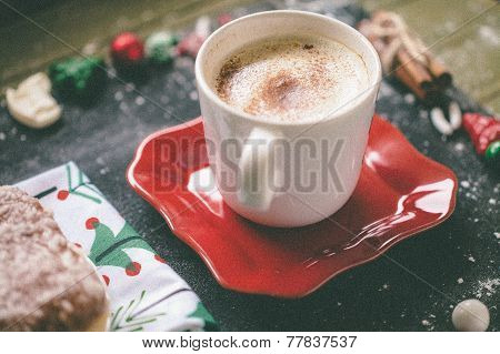 Christmas Coffee