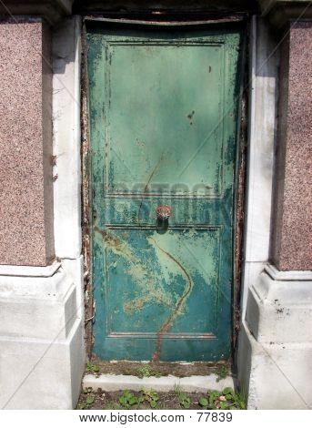 Crypt Door 2