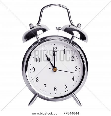 Eleven Hours On An Alarm Clock