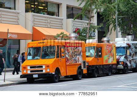 Washington Food Trucks