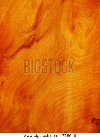Red wood with a nice texture