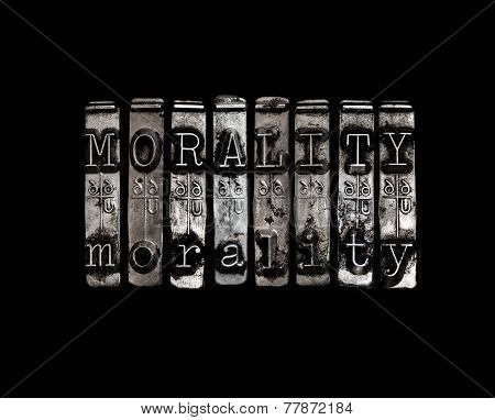 Morality Concept