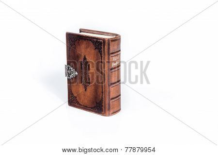 Brown Leather Bible