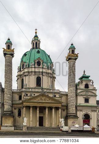 St. Charles Church, Vienna