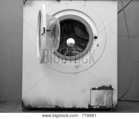 time to change your washing machine