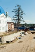 picture of reconstruction  - Priirtyshsky - JPG