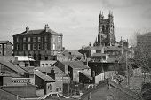 image of church-of-england  - Stockport town in North West England  - JPG