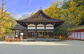 picture of shogun  - Shimogamo - JPG