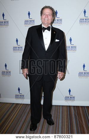 LOS ANGELES - FEB 11:  Patrick Wayne at the 30th Annual John Wayne Odyssey Ball at the Beverly Wilshire Hotel on April 11, 2015 in Beverly Hills, CA