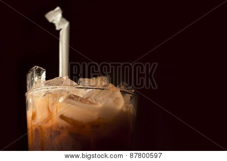 Orange Thai Iced Tea