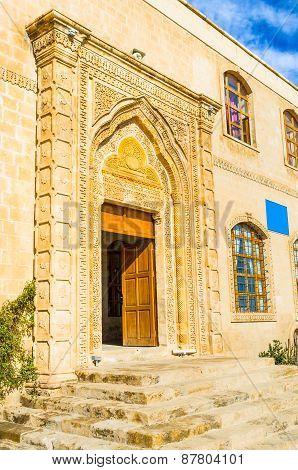 The Madrasa Entrance