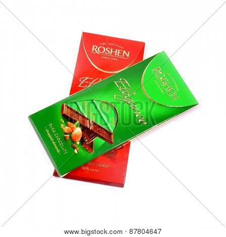 Roshen Ukrainian Corporation was ranked 18th in the