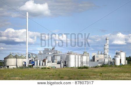 Ethanol Bioenergy Facility