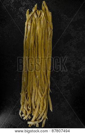 Homemade Pasta, Semolina Flour