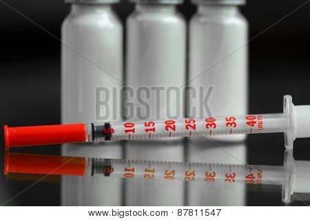 Syringes And Vials For Injection