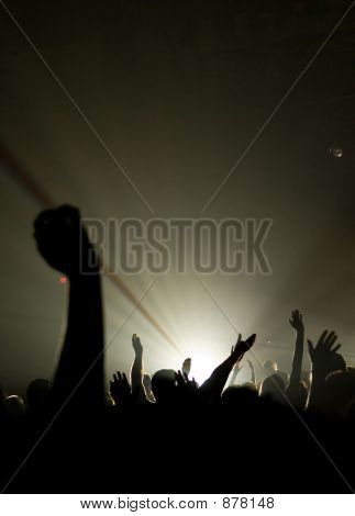 Musical Concert - Christian - With Uplifted Hands Worshipping
