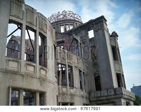 Hiroshima Ruins