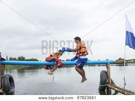 Boxing Sea