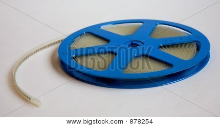 Reel Of Electronic Components