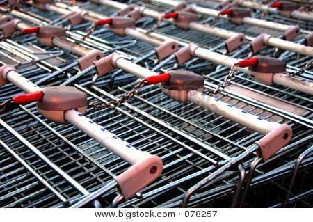 Supermarkt Textur