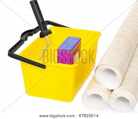 Accessories For Glue Wallpaper