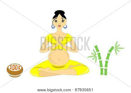 Yoga  Pregnant Women