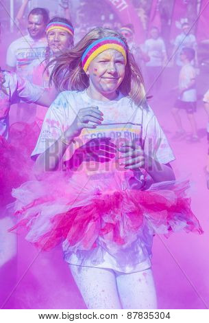 Color Run Las Vegas