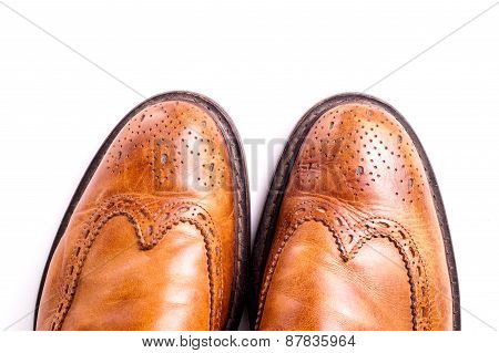 Elegant Gentleman Leather Shoe