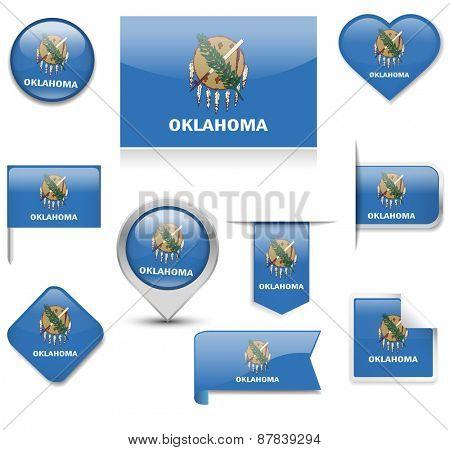 Oklahoma Flag Collection