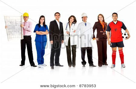 Professions And Occupations