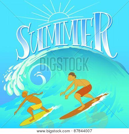 Summer Surfers