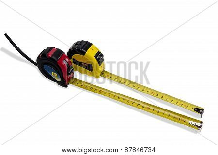 Two Tape Measure