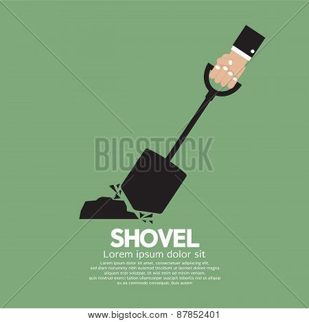 Shovel In Hand.