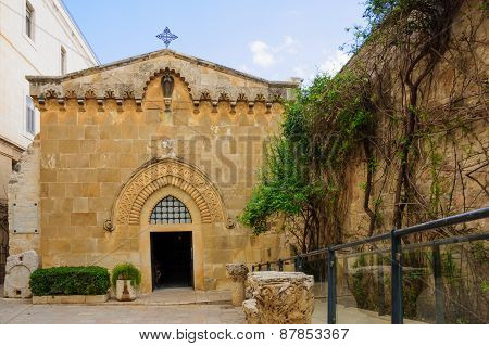 The Church Of The Flagellation