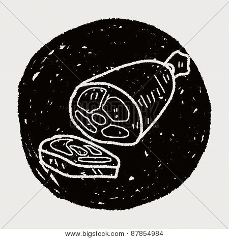 Ham Doodle
